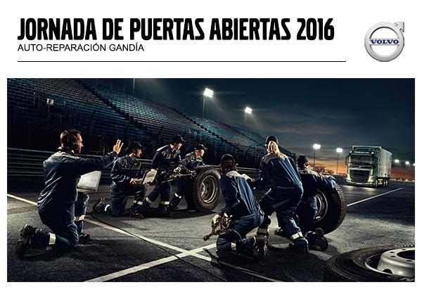 Jornada de puertas abiertas 2016 - Volvo